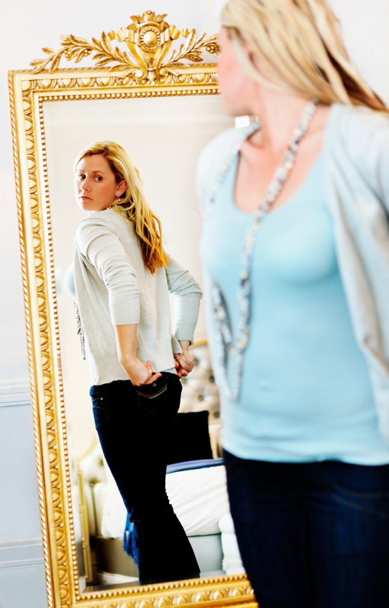 Mirror, emotional eating, healthista.com
