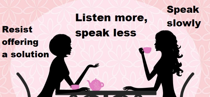 de stress your conversation