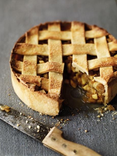 proper apple pie