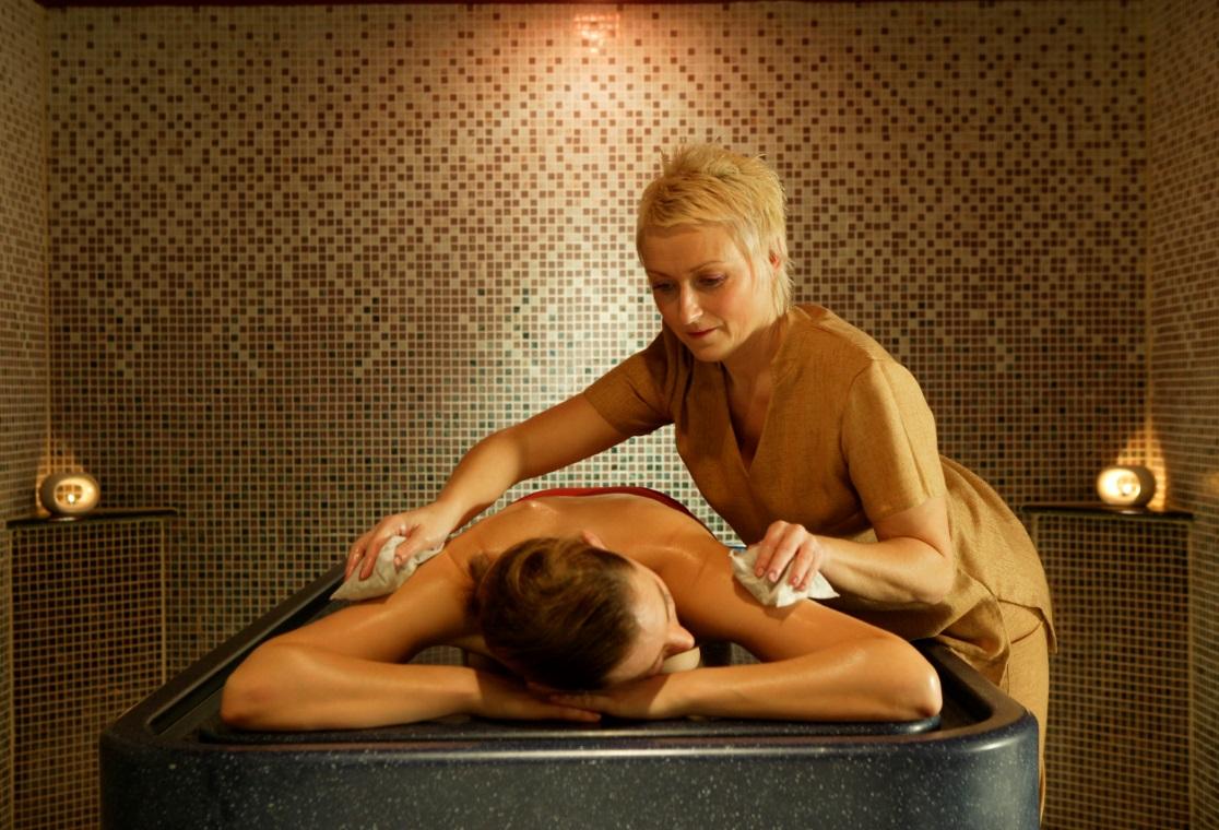 titanic spa chakra massage, titanic spa, by healthista