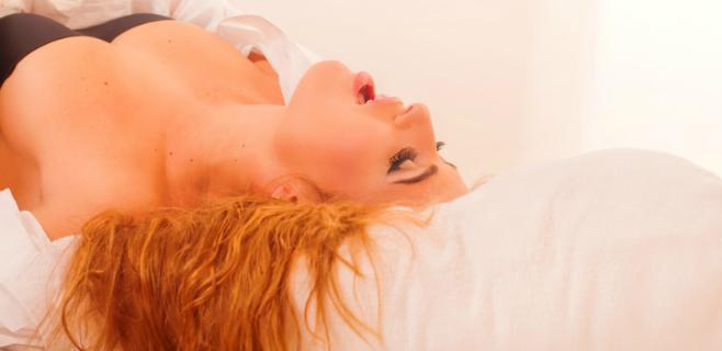 Benefits of orgasms, by healthista.com, slider