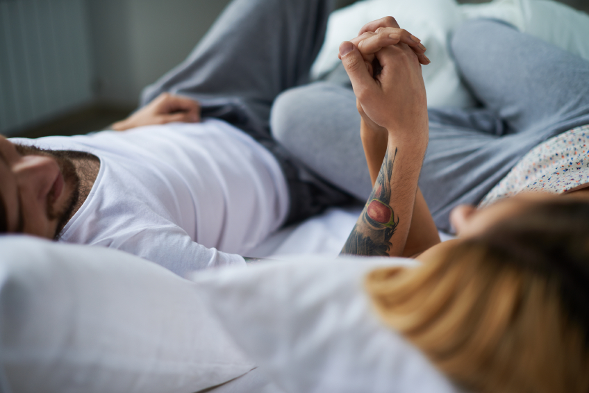Love drug, benefits of orgasms, by healthista.com