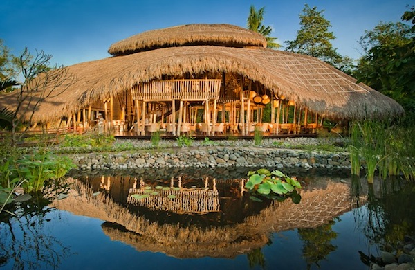 Fivelements, Bali Best 7 raw foodie retreats by Healthista.com