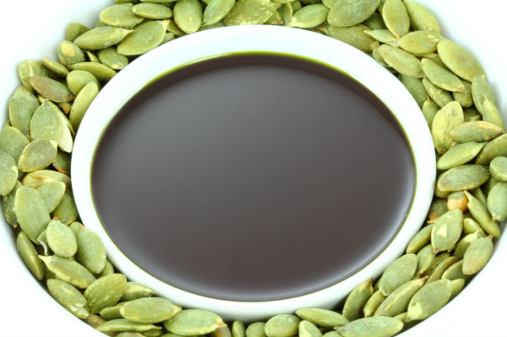 Pumpkin seed oil 7 oils for your family by healthista