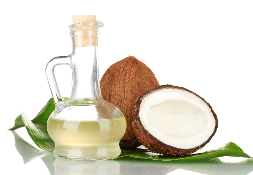 coconut oil, 7 oils for your family, by healthista.com