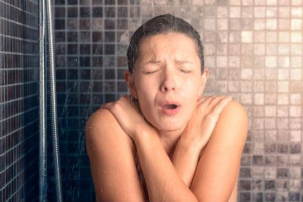 shower. 50 tips to a more vital life. healthista.com