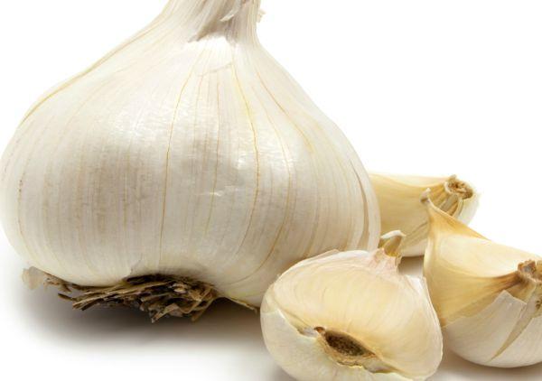 stress reducing foods garlic