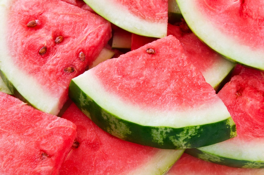 watermelon, superfoods for your skin, by healthista.com