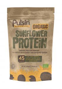 Organic Sunflower protein