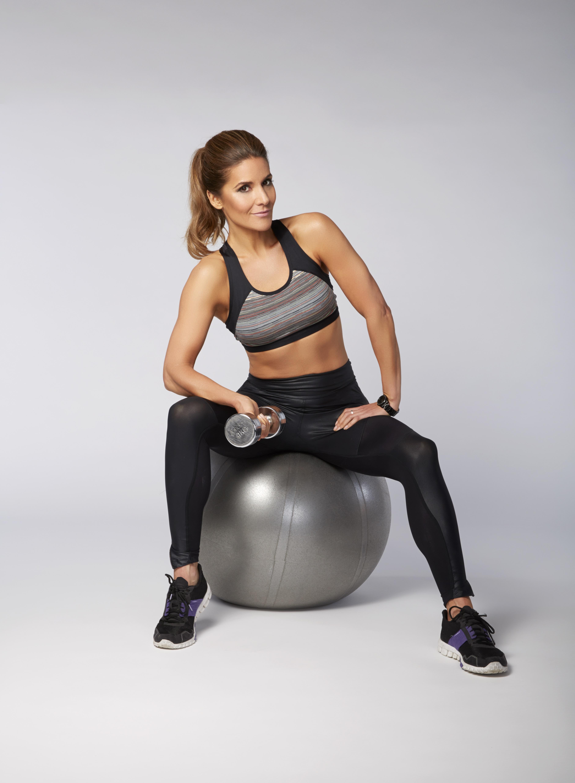 Amanda Byram, presenter and fitness model talks about healthy body ...