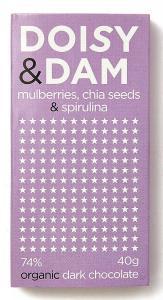 doisy and dam, best vegan chocolate, by healthista.com