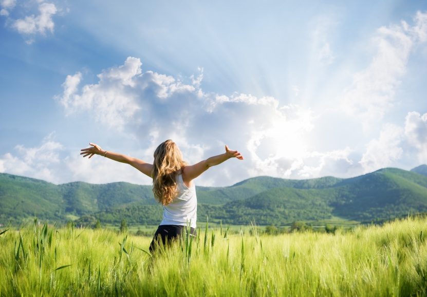 free woman, life coahing by healthista.com