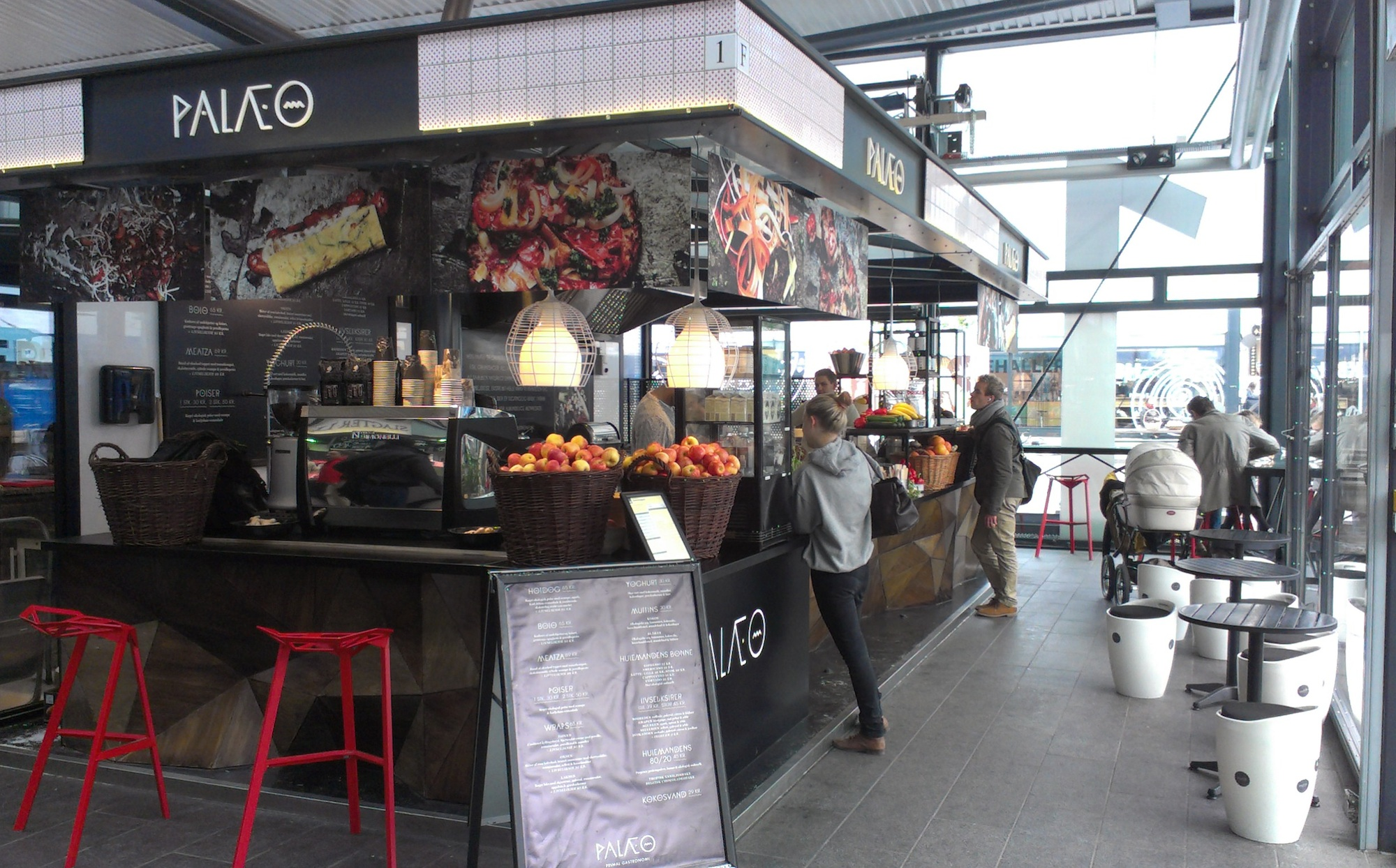 paleo restaurant, healthy places to visit in copenhagen, by healthista.com