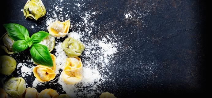 pasta-black-backgoround-8-health-myths-even-smart-women-believe