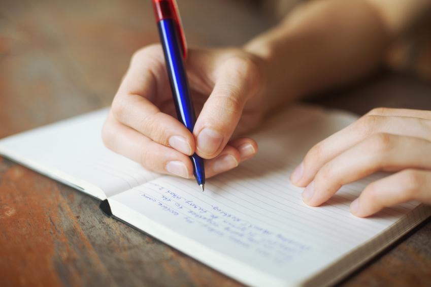 writing book, life coach, by healthista.com