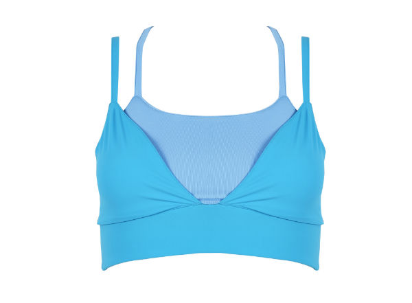 BoomBoom Athletica Blue Bra