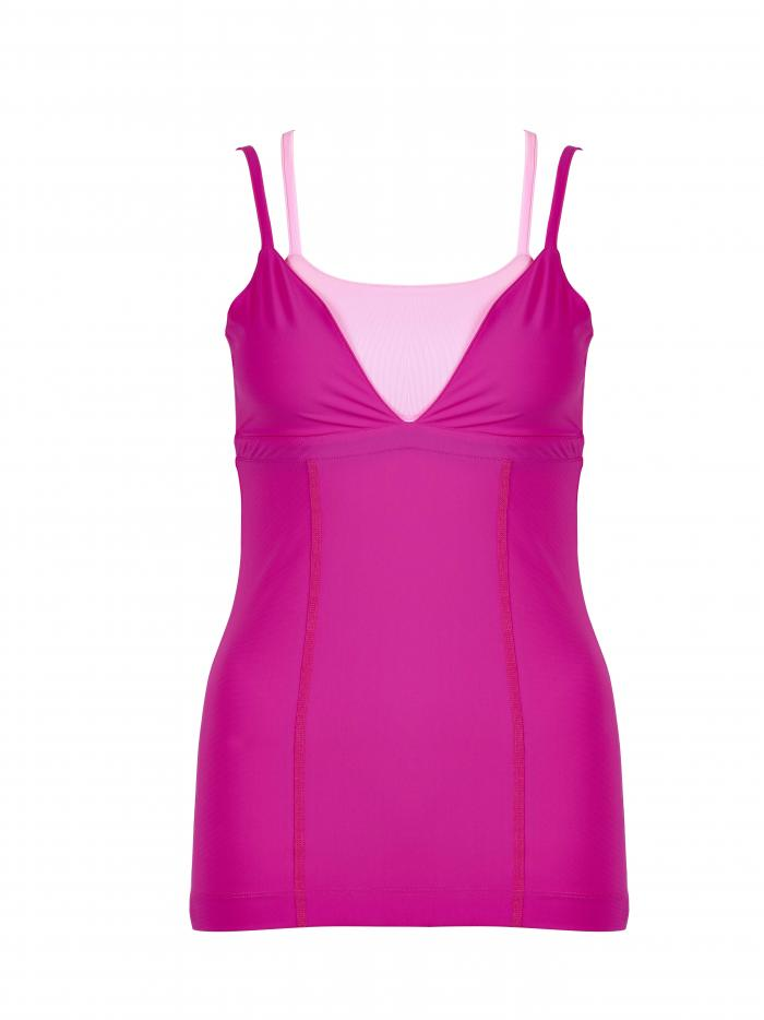 BoomBoom Athletica Pink Tank 25 fitness gifts to buy this year
