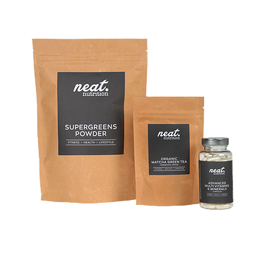 neat nutrition christmas gift guide