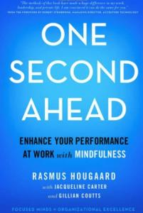 one second ahead book. Mindful sleep. by healthista