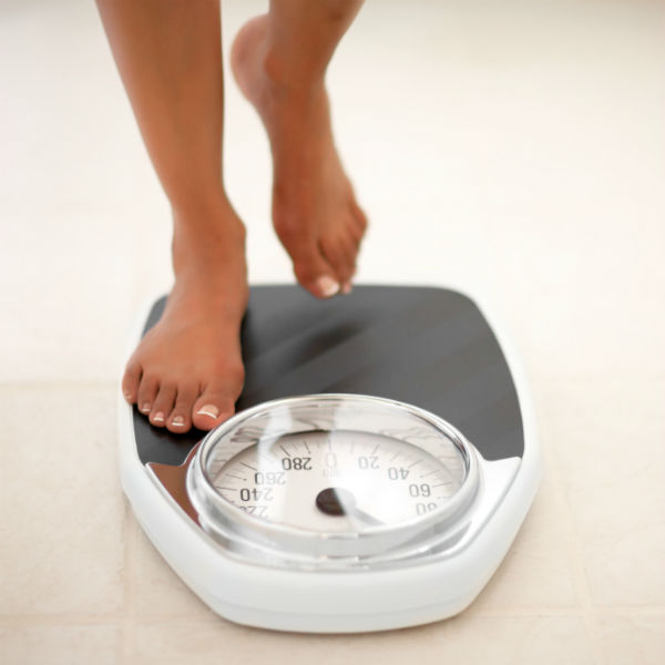 the scale. how to lose 2 stone. by healthista