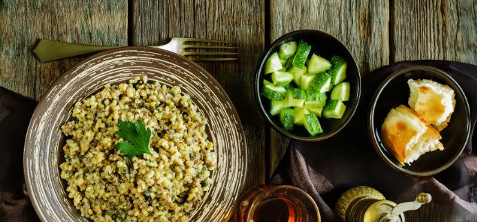 Vegan slider. December Trends. By Healthista