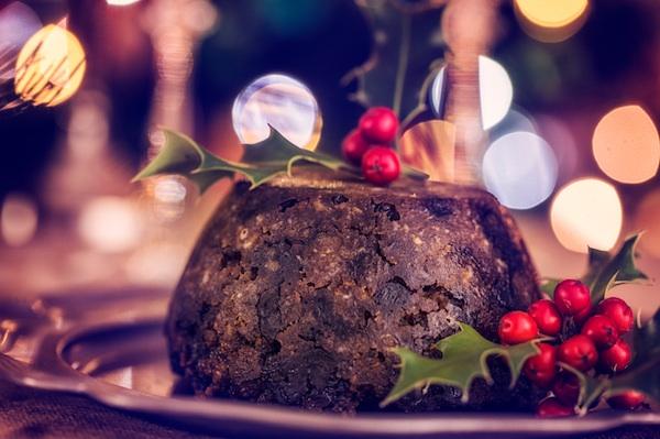 christmas pudding, 7 healthy christmas recipes, by healthista.com