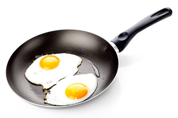 eggs with yolk. 10 healty fats. by healthista