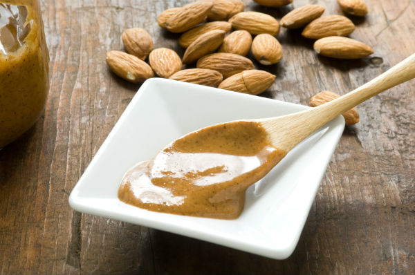 nut butter. 10 healthy fats by Healthista