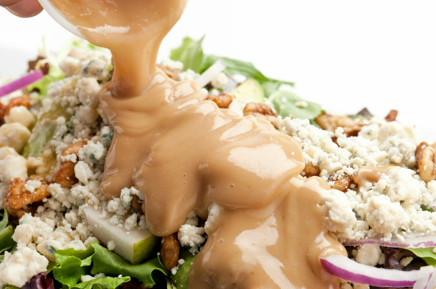 salad dresing, gluten, post ed iStock_000017248411_Small