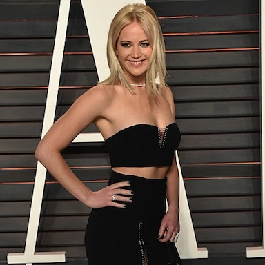 Jennifer Lawrence, the trainer that changed her body, by healthista