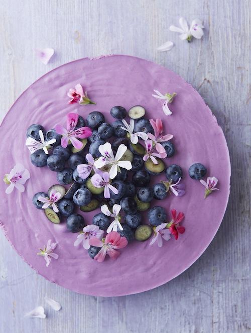 Blueberry Lemon cake, gluten free cake recipes, by healthista