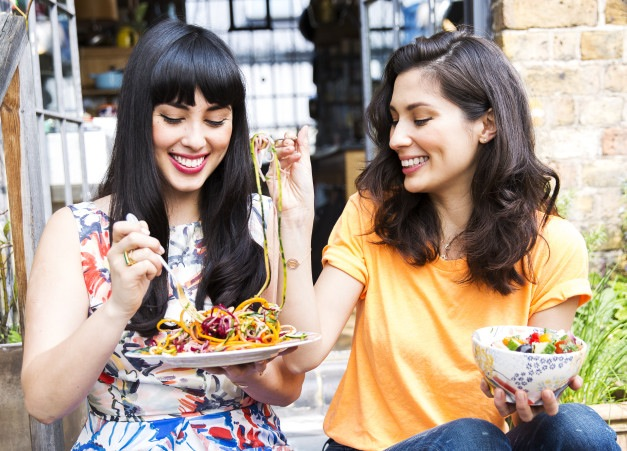 HEMSLEY and HEMSLEY sisters, recipe secrets, by healthista