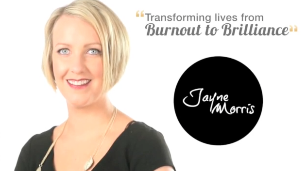 Jayne morris book,13 Ways to Bounce Back from Burnout , healthista