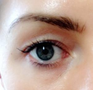 LVL eyelashes by Novelle lashes review by healthista