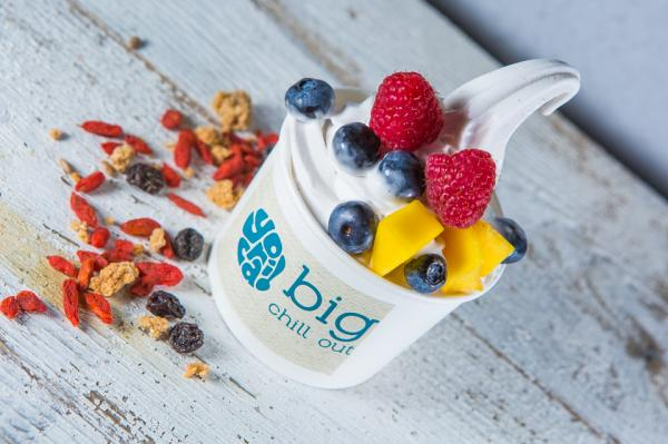 blueberry icecream londons first healthy free from ice cream partlour has opened by healthista