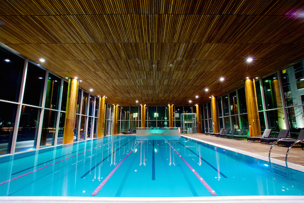 A Gym with Swimming Pool Is The Best Choice