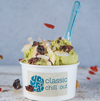 macha green tea londons first healthy free from ice cream partlour has opened by healthista