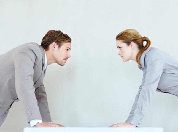man and women fighting marriage bootcamp by healthista