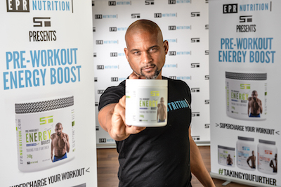 shaun T insanity what he eats epr energy drink by healthista