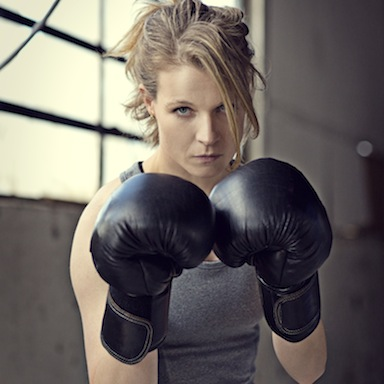 woman fighting featured, Tips for inner fighter by healthista.com