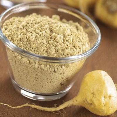 Maca powder, top 8 foods to boost energy, by healthista