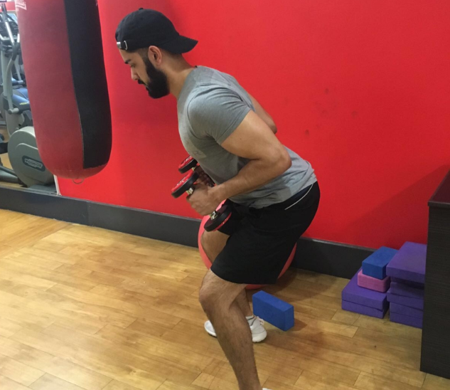 dumbell bent over raise 8 moves to change your body fast