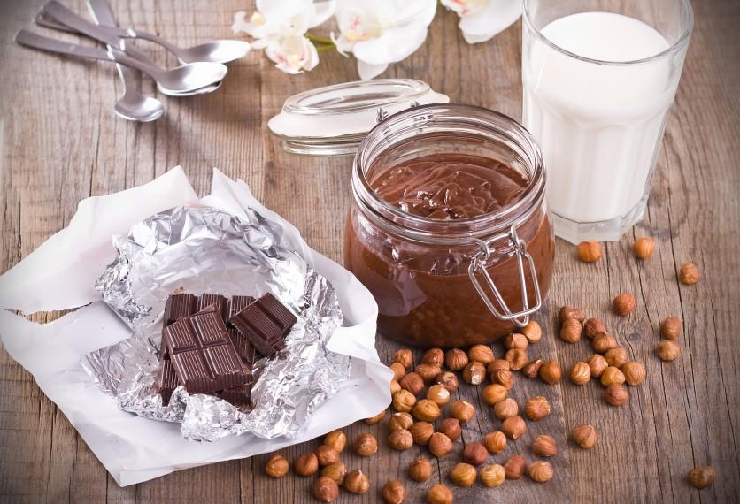 sugar free diet, hazelnut chocolate spread, healthista