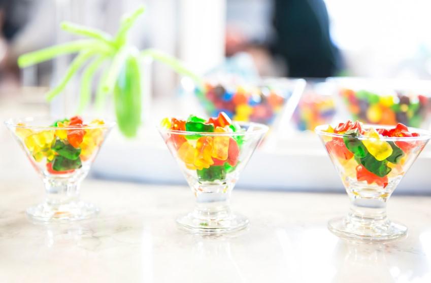 sugar free dessert recipes diet, jelly bears, healthista