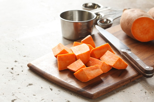 sweet potato, top 8 foods to boost energy, by healthista