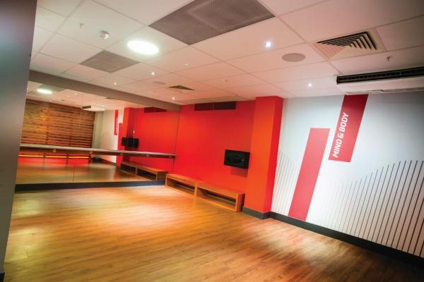 Fitness First Hammersmith Mind and Body studio Gym hopper