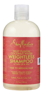 sheamoisture shampoo, 8 best products for curly hair, by healthista