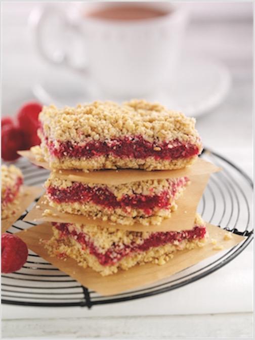 Raspberry-Oatmeal-Bars-sugar-free-recipes-by-healthista.com