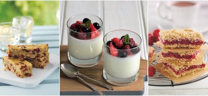 Recipe Slider, sugar free recipes, by healthista.com
