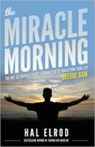 The Miracle Morning Book, How To Become A Morning Person, By Healthista.com
